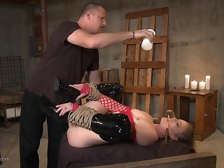 Bdsm, Blonde, Fetish,