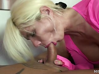 GERMAN Beamy Mamma Mama NADJA SEDUCE GUY In the matter of SHAG HER HOLES - ANALDIN