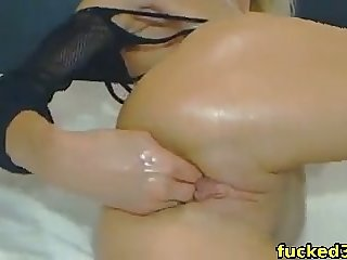 horny mart mature shafting her asshole