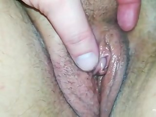 I love to show you my wet pussy and my hard clit that becomes less ill and bigger.
