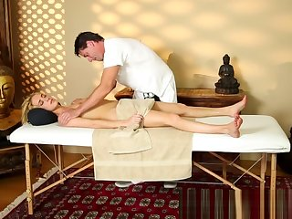 Massage amateur cocksucking and deepthroating