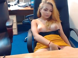 Natural beauty be worthwhile for emmafantasy21 on cam. Office role game scene. Natural tits.