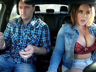 Mind blowing blarney riding and cum swallowing by Natasha Nice
