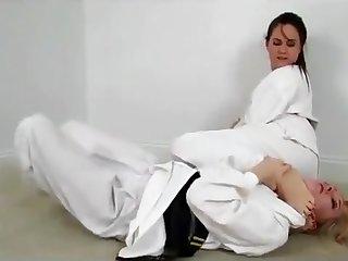 women judo 1
