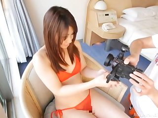 After pussy make mincemeat of Asian model is available for the best orgasm ever