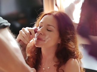 Exotic sex video Red Head great without equal for you