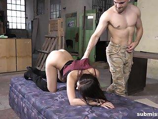 Addictive hard sex for insolent Katy Rose