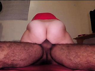 Hairy amateur MILF girl fucking senior admiration