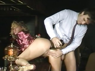 Gerlinde Brodecker German Anal Bottle