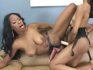 black lesbians madison together with alana