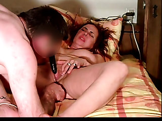 Caterina my favorite whore at work 14