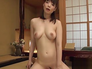 Oriental gal gives sexy thoroughly
