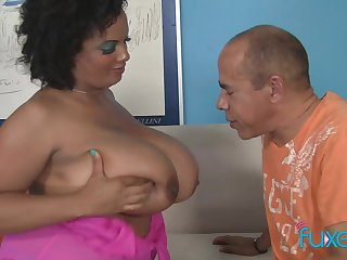 Sensual exotic BBW Betty Blac really needs some devoted devoted with an increment of love