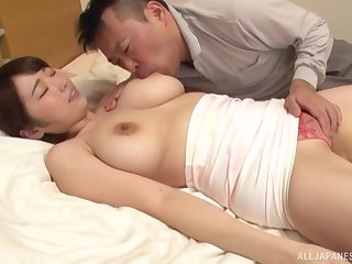 Matsumoto Nanami unearth riding deserves a facial cumshot eventually
