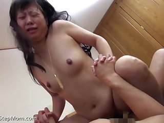 Japanese Step Milfs are Virgins Again - mother