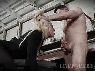 Bazaar whore gags back cock then fucks like a pro