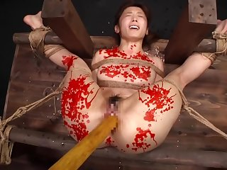 Fabulous sex video BDSM imposing only here
