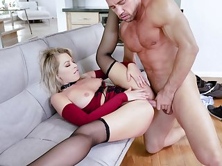 Lauren Phillips and Zoey Monroe gumshoe the magic screw they craved