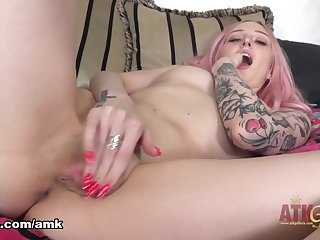 Harper Madi in Masturbation Movie - AmKingdom
