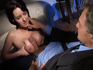 Jay Freeze Belle (German Big Tits) 'Take My Tits' (23.20, 43.20, 44.40)