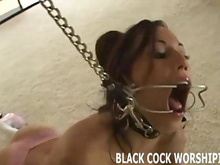 Taking two big black cocks is my ultimate fantasy