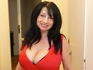 MATURE4K. Woman is old keep out still wants to fuck so king steps in