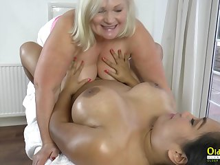 Finest video with Lacey Starr close by main XXX role with her unselfish on all sides natural breasts