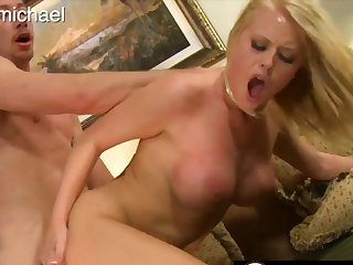 Cock hungry MILFs enjoy their elder pussies getting pounded hard with thick and stiff cocks
