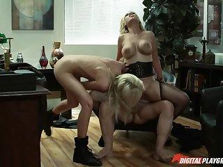 Body Burning desire - Scene 3