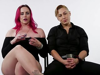 Loyalty Test: Lesbian Switching with Bound Orgasms
