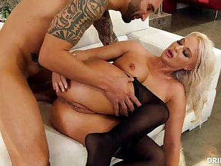 London River Gets A Nice Cock In Her Pain in the neck