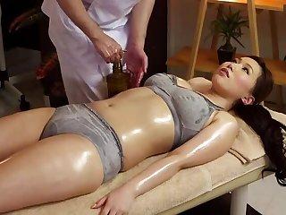 Gorgeous Japanese MILF Ai Sayama alongside kinky porn photograph alongside office
