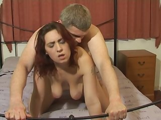 Amateur fucking at hand the bedroom with natural boobs amateur Porsha