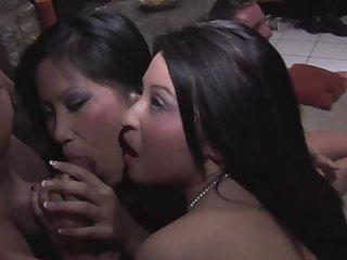 XXX Orgy Parties Background Ballin