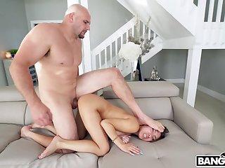Kira Perez Fucks Her Stepdad